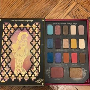 Sephora Princess Jasmine makeup palette